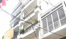 Nhà mặt phố Trần Quang Diệu 77m x 5 tầng