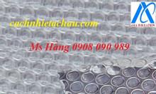 Cuộn túi khí màng nhôm bong bóng P1 cách nhiệt, cách âm