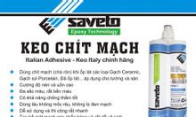 Tuyển đại lý keo Saveto chít mạch gạch