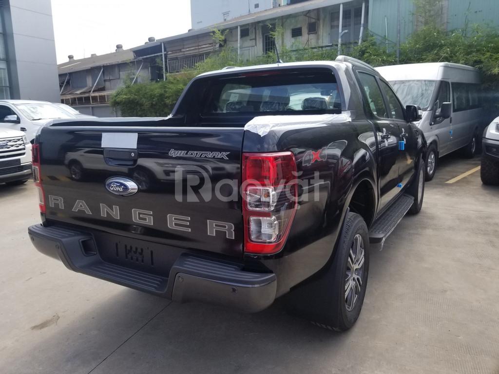 Ford Ranger Wildtrak bản độ hầm hố giao ngay