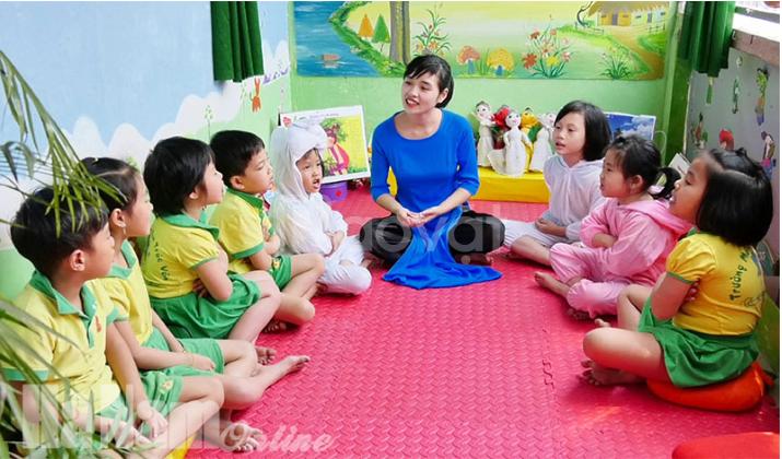 Tuyển sinh liên thông đại học sư phạm mầm non tại Đồng Nai