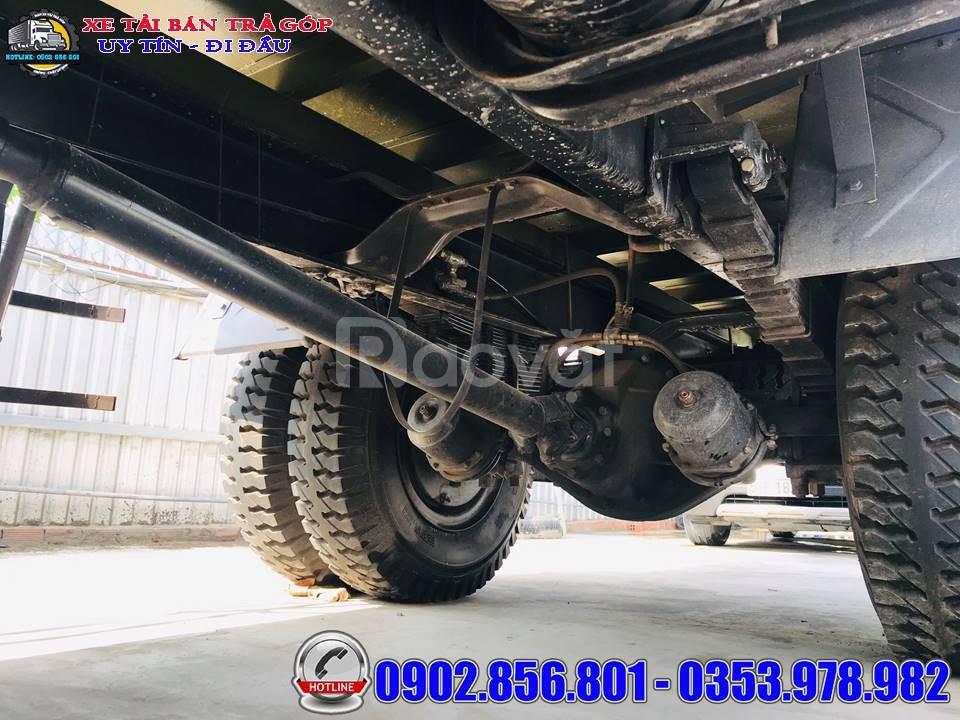 Mua xe tải chiến thắng 8 tấn máy cơ tại Miền Nam