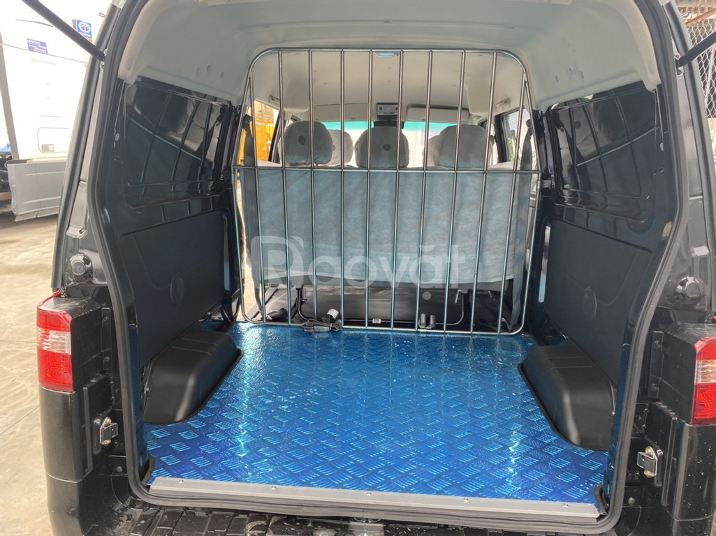 Xe tải van Dongben X30 5 chỗ l tải trọng 700kg l đời 2020