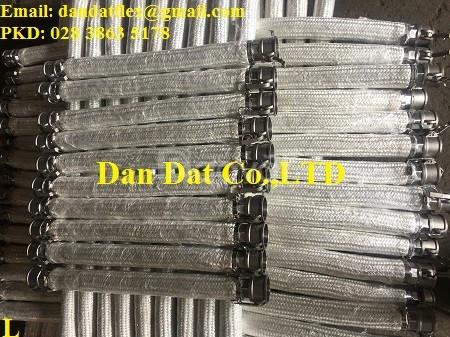 Khớp nối nhanh đầu cái ren trong – khớp nối nhanh D, Khớp nối mềm
