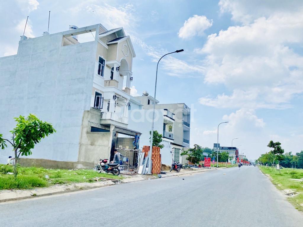 Đất đường Tỉnh Lộ 10, Phường Tân Tạo, Quận Bình Tân, DT 65m2 - 30tr/m2