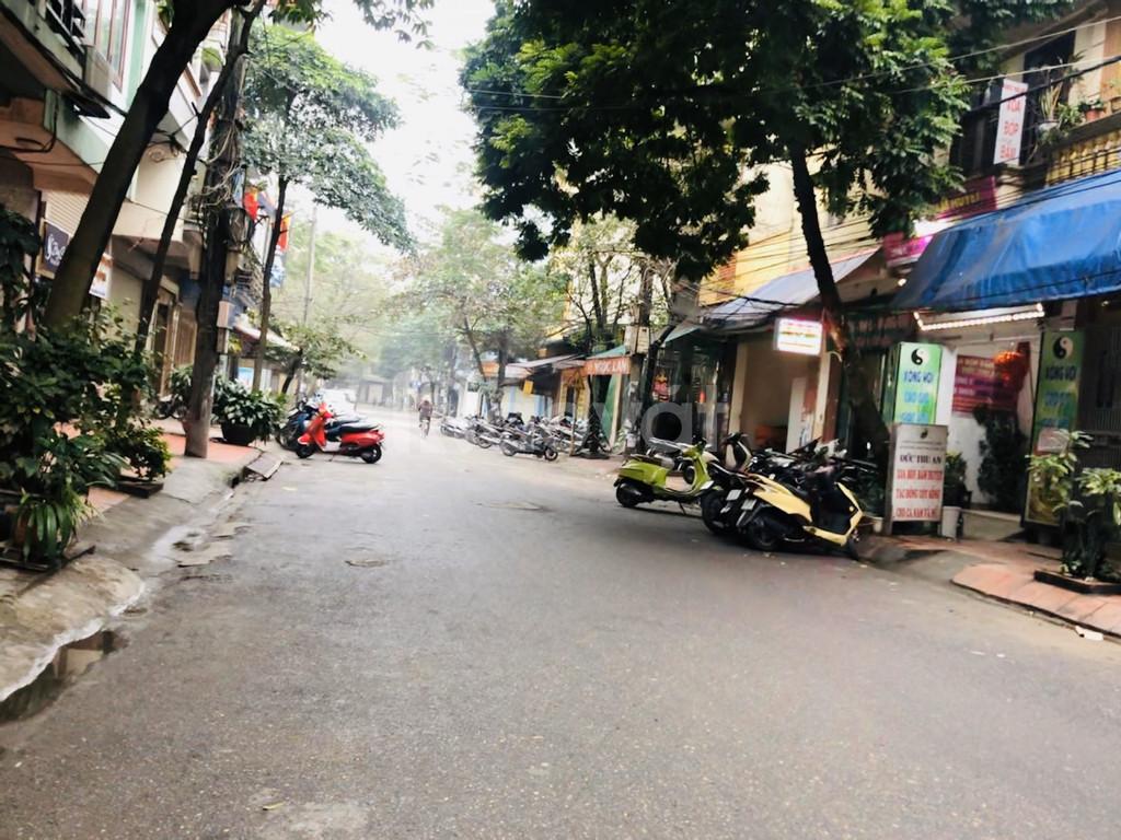 Bán nhà ngõ 299 Hoàng Mai thông Đền Lừ, 55m2, 5 tầng, ô tô qua nhà