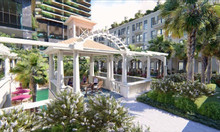 Bán shopshouse Sunshine Golden River Ciputra giá 19,1 tỷ, xây 5 tầng