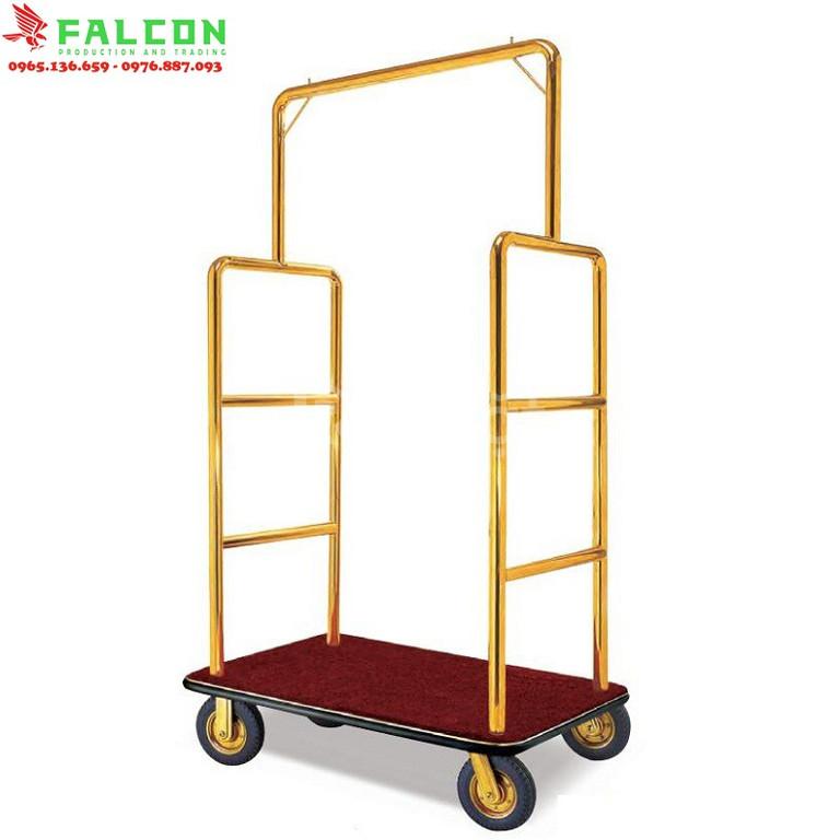 Xe đẩy hành lý khách sạn Falcon giá rẻ