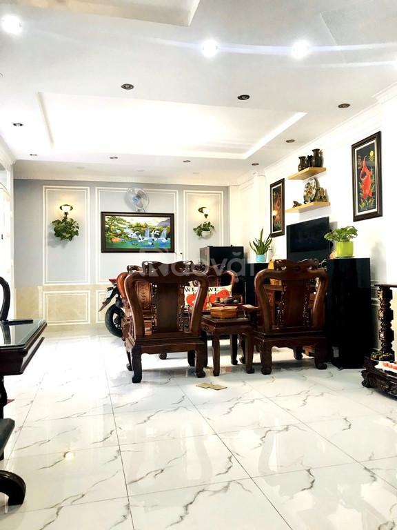 Bán nhà đẹp, thiết kế hiện đại số 324/23/2 Tôn Thất Thuyết, Q4, SĐCC