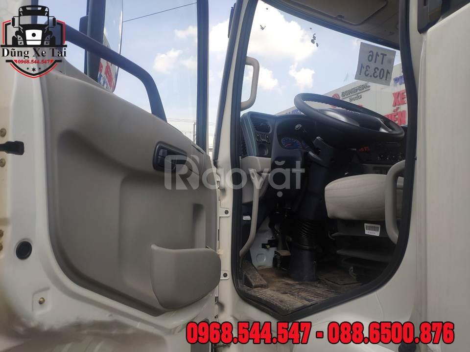 Giá xe tải Dongfeng hoàng huy 8 tấn thùng dài| bán xe tải dongfeng 9T