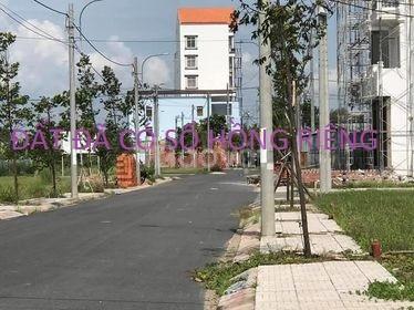 Đất nền quốc lộ 50 xã Tân Lân SHR XDTD chính chủ