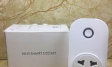 Ổ cắm Wifi, có hiển thị đo công suất thiết bị
