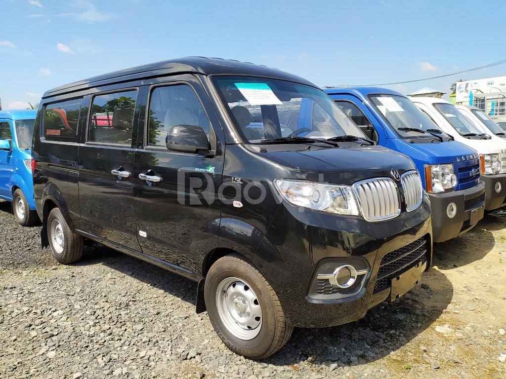 Gía xe bán tải dongben 700kg - 5 chỗ + vào thành phố 24/24