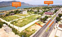 Đất nền Khu dân cư mới đón đầu Cảng Biển Cà Ná vừa khởi công