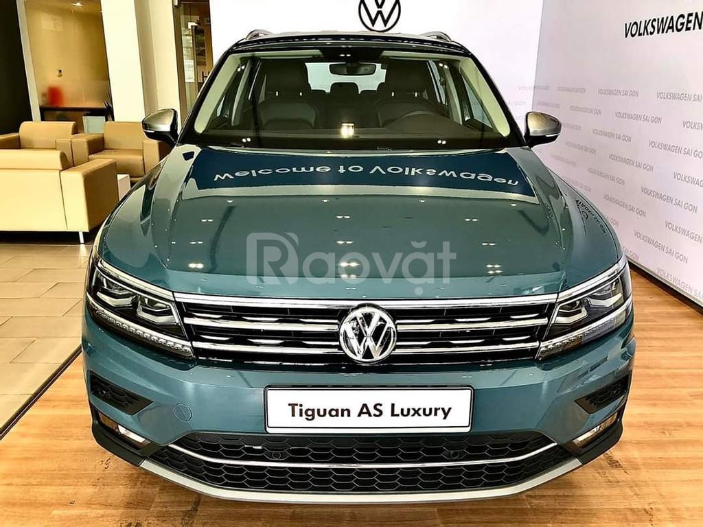 Volkswagen Tiguan Luxury ưu đãi lên đến 170 triệu