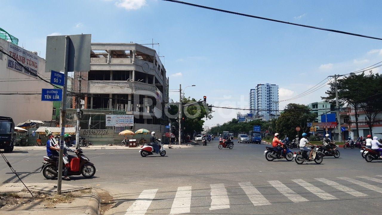 Bán đất đường Trần Văn Giàu, DT 122m2, sổ hồng chính chủ