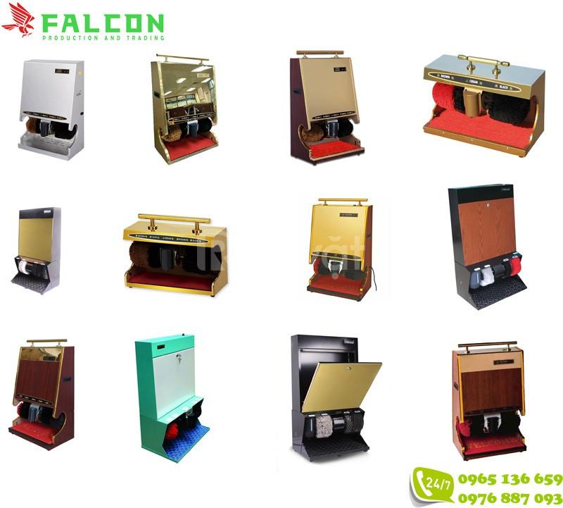 Máy đánh giầy khách sạn Falcon giá rẻ