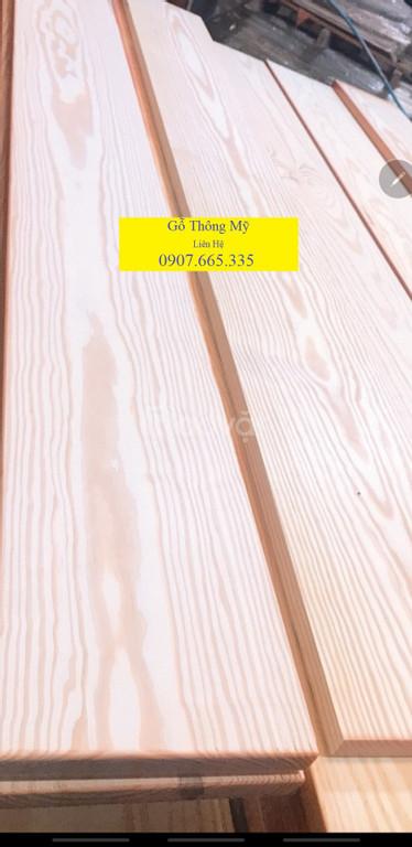 Giá gỗ thông mỹ Đà Lạt