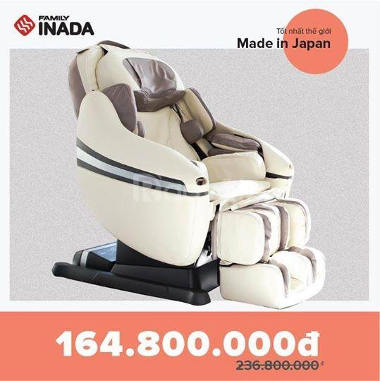 Ghế massage tại quận  Hải Châu, Đà Nẵng được phân phối bởi MaxcareHome