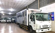ISUZU 3.490Kg, thùng Kín 5.2m, KM 50% thuế trước bạ, máy lạnh