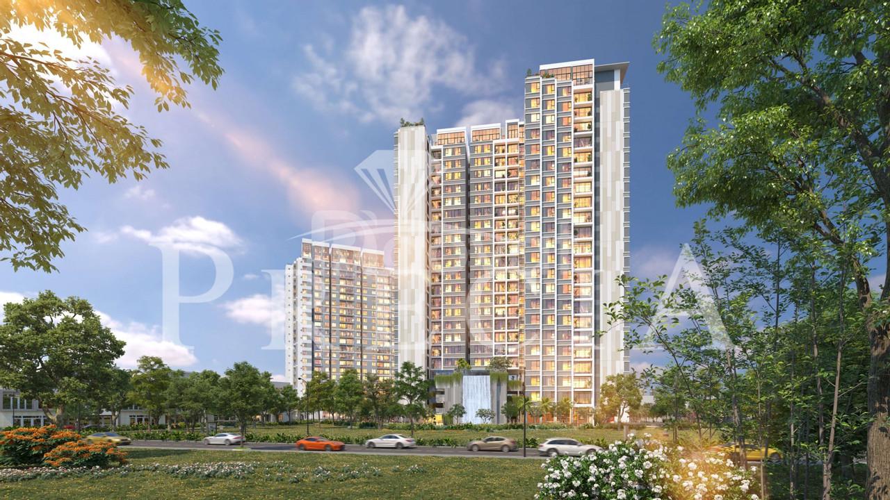 Chỉ với 1 tỷ đồng sở hữu 3 căn hộ trung tâm thành phố khu Đông Precia