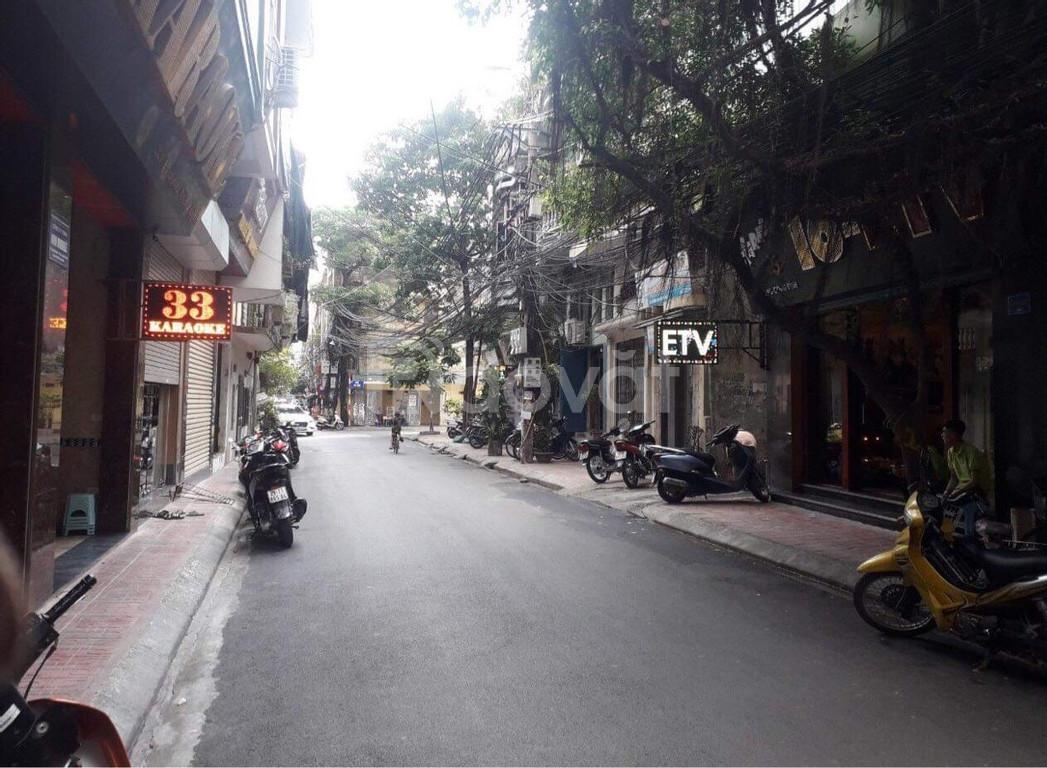 CC bán nhà số 12 mặt phố cổ Trương Công Định gần Vạn Phúc 46m2