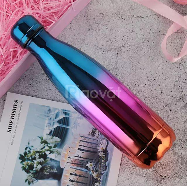 Bình giữ nhiệt inox color 500ml