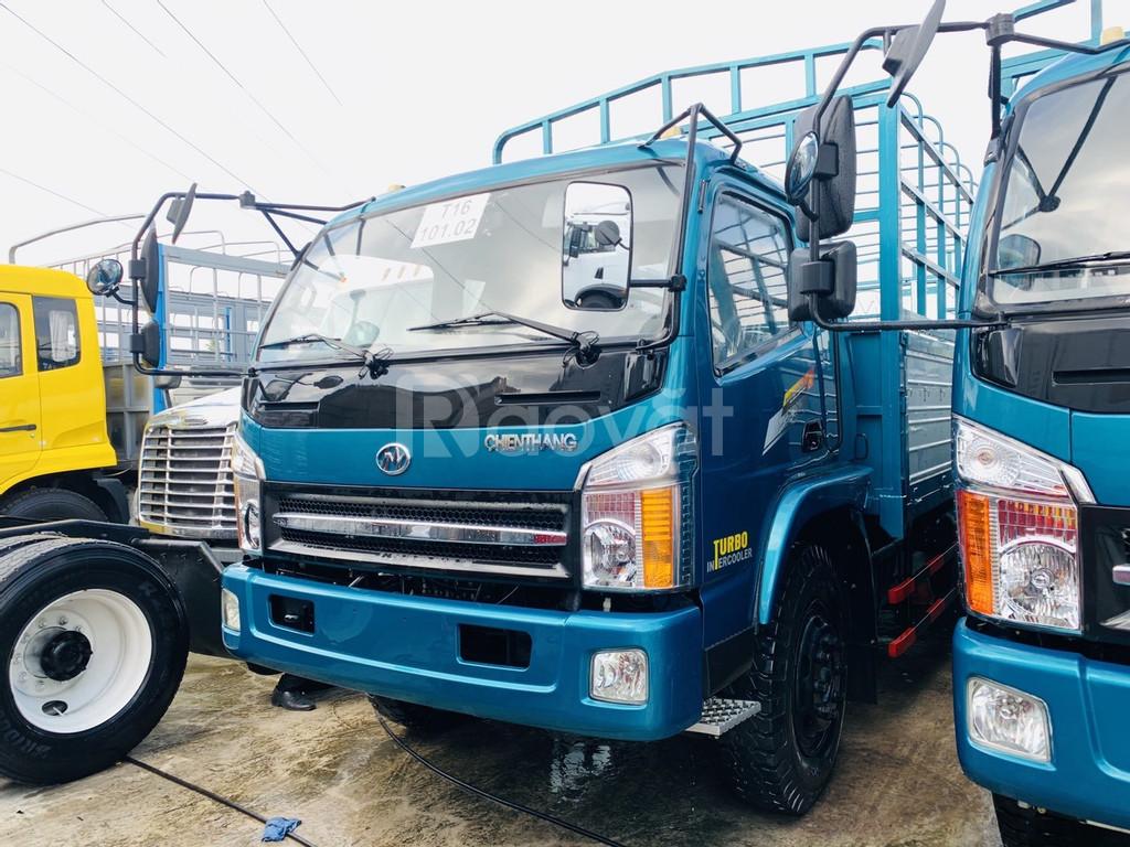 Bán xe tải cũ 7.2 tấn ga cơ đời 2017