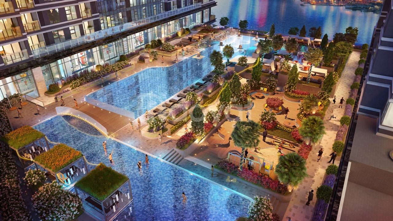 Bán căn hộ Sunwah Pearl giá cập nhật 2020