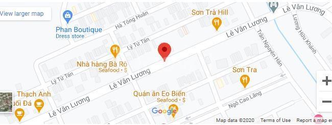 Bán đất view biển đường Lê Văn Lương khu đầu tuyến Sơn Trà, giá rẻ