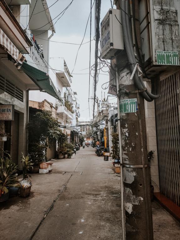 Bán nhà hẻm xe hơi Cư Xá Phú Bình P5 Q11
