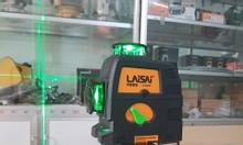 Máy cân mực laser tia xanh quét 3D Laisai Lsg666sl