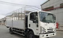 Isuzu NQR550 thùng bạt, tải 5t thùng 6m2, trả trước 20% nhận xe