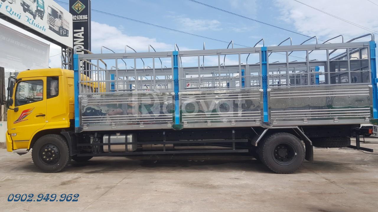 Xe tải 9 tấn Dongfeng B180 thùng 7M5|Trả trước 320 triệu nhận B180