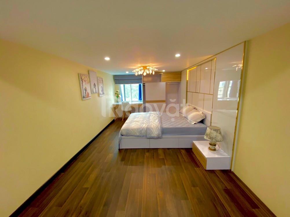 Nhà ở Nguyễn Thị Thập, quận 7 2PN full nội thất