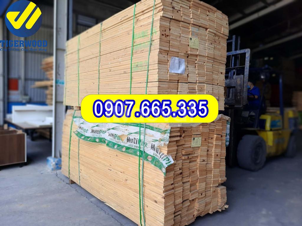 Giá gỗ thông nhập khẩu Đồng Nai