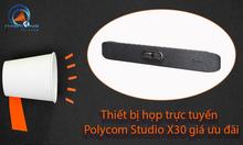 Thiết bị họp trực tuyến Polycom Studio X30 giá ưu đãi