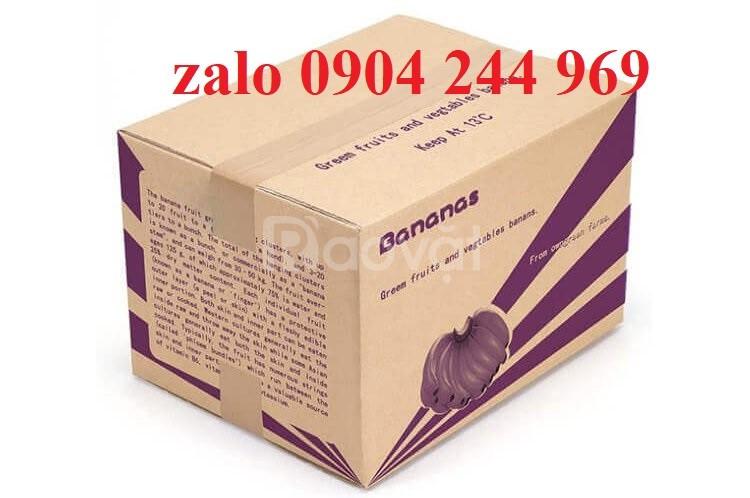 Bán thùng carton, hộp carton, thùng carton các loại