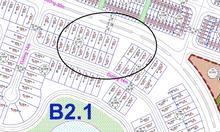 Bán biệt thự khu hồ điều hòa B2.1 BT7 Thanh Hà giá ưu đãi