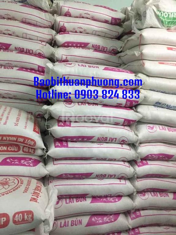 Bao pp đựng gạo