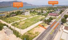 Cần tiền đáo hạn ngân hàng nên bán gấp 2 lô đất gần cảng biển quốc tế
