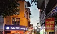 Nhà mặt phố kinh doanh sầm uất Nguyễn Đức Cảnh