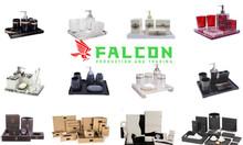 Bộ đồ resin khách sạn Falcon giá rẻ