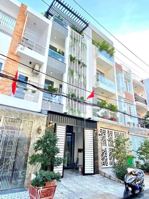Bán nhà phố đường số 21, phường 08, Quận Gò Vấp, Hồ Chí Minh