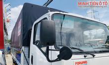 Xe tải isuzu 8t4 thùng dài 6 met bán trả góp hỗ trợ 75%