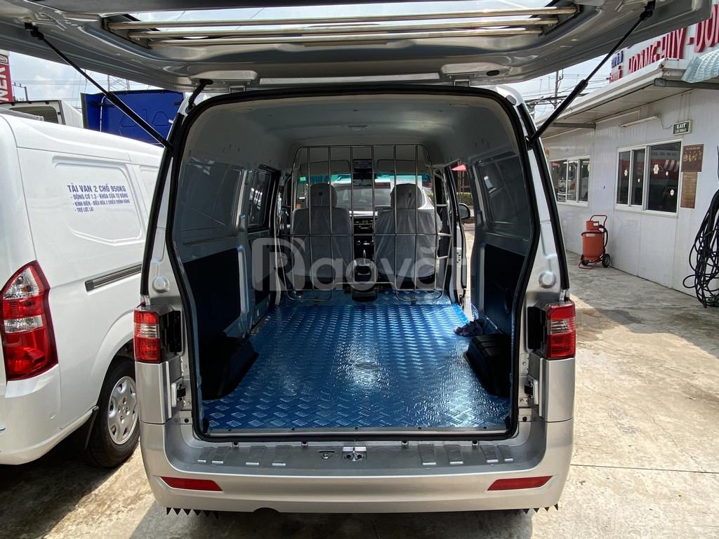 Xe tải van dongben X30 2 chỗ ngồi hỗ trợ trả góp 85%