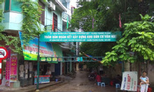 Bán nhà khu phân lô ngõ 156 Phương Liệt, Thanh Xuân gần ngã 4 Vọng