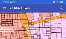 Đất Phú Thạnh-Nhơn Trạch 650m2, ngay nút giao Vành Đai 3 và 25C