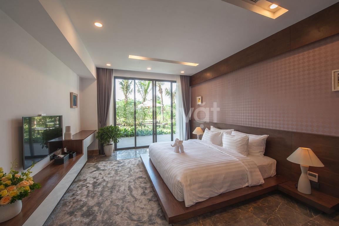 CC Bán gấp biệt thự lakeview Flamingo 650m2 full nội thất view hồ