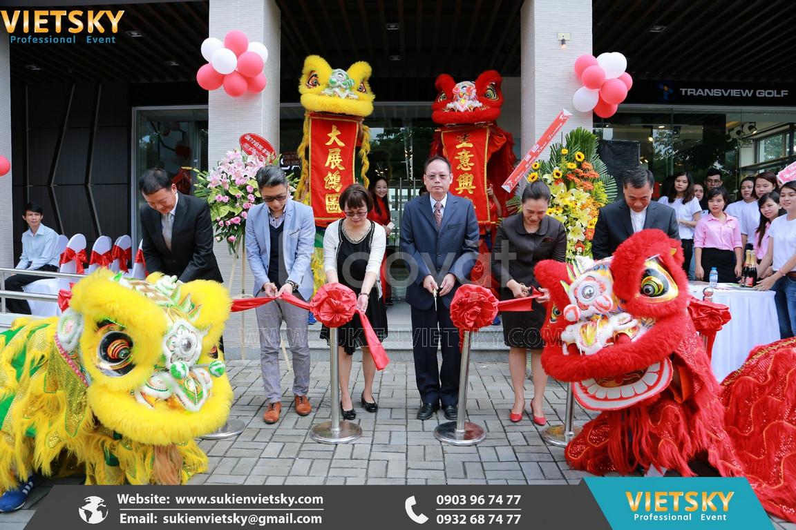 Công ty tổ chức lễ khai trương tại Quảng Nam I Đà Nẵng I Huế